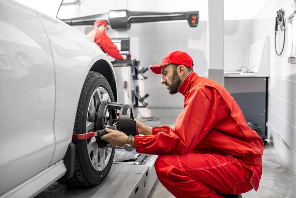 How Long Does a Wheel Alignment Take