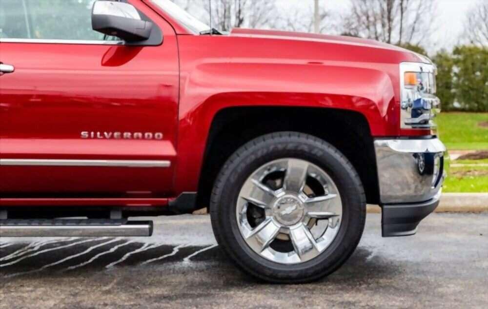 How to Engage 4 Wheel Drive Chevy Silverado