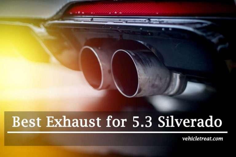 Best Exhaust for 5.3 Silverado