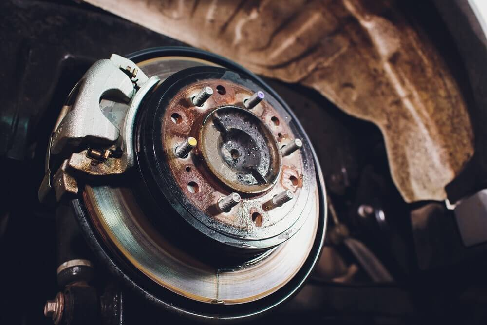 How to Remove Rust from Brake Rotors