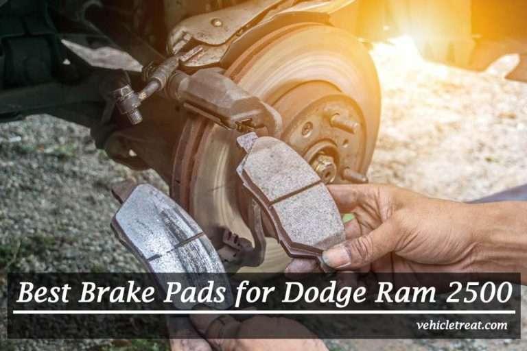 Best Brake Pads for Dodge Ram 2500