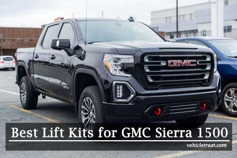 Best Lift Kits for GMC Sierra 1500